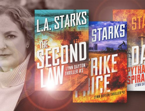 L. A. Starks Newsletter, (early) Spring 2020